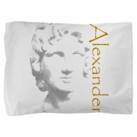 ALEXANDER THE GREAT Pillow Sham by SEXYLITTLEROMANTEES