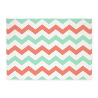 Mint Coral Rugs, Mint Coral Area Rugs | Indoor/Outdoor Rugs