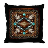 Native American Pillows, Native American Throw Pillows ...