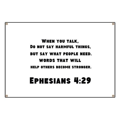 Bible Verse Banners Signs Vinyl Banners Banner