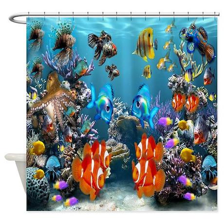 Under Sea Baby Shower Invitations