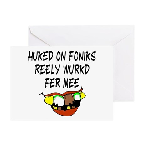 Redneck Phonics Greeting Cards Pk Of 10 By Sassybritches