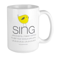 Modern Coffee Mugs | Modern Travel Mugs - CafePress