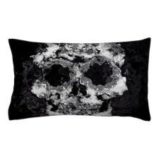 Online Get Cheap Skull Decorative Pillows Aliexpress Com