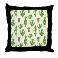 Cactus Pillows, Cactus Throw Pillows & Decorative Couch ...