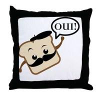 French Toast Pillows, French Toast Throw Pillows ...