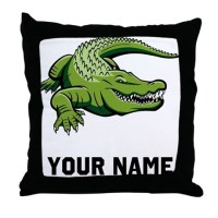 Crocodile Pillows, Crocodile Throw Pillows & Decorative