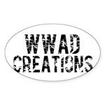 wwad creations Sticker