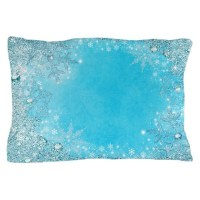 FROZEN Pillow Case by ChristmasMorning