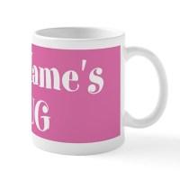 Hot Pink Coffee Mugs | Hot Pink Travel Mugs - CafePress