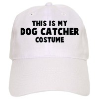 Dog Catcher costume Cap by yourprofession