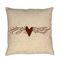 Country Primitive Pillows, Country Primitive Throw Pillows ...