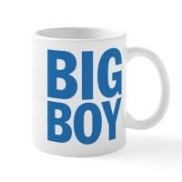Big Boy Coffee Mugs