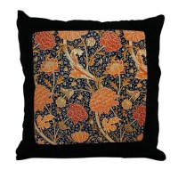 Arts And Crafts Movement Pillows, Arts And Crafts Movement