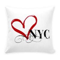 New York City Pillows, New York City Throw Pillows ...
