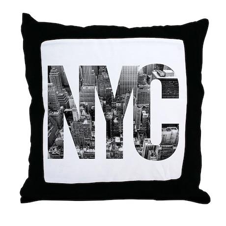 New York City Pillows, New York City Throw Pillows