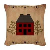 Primitive Pillows, Primitive Throw Pillows & Decorative ...