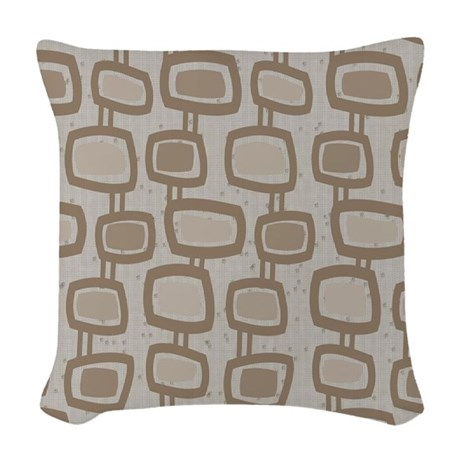 Mid Century Modern Pillows Mid Century Modern Throw