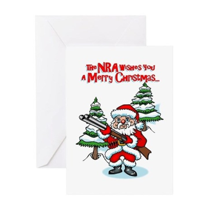 nra christmas cards | Cardbk.co