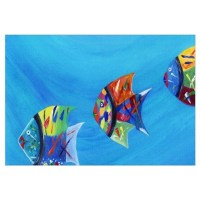 Tropical Fish Wall Art | Tropical Fish Wall Decor
