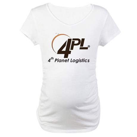 4th Planet Logistics Transparent Crescent Logo Mat