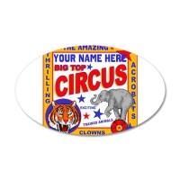Vintage Circus Wall Art | Vintage Circus Wall Decor