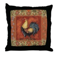 French Country Rooster Pillows, French Country Rooster ...