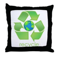 Recycle Pillows, Recycle Throw Pillows & Decorative Couch ...