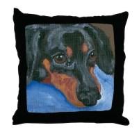 Dachshunds Pillows, Dachshunds Throw Pillows & Decorative ...