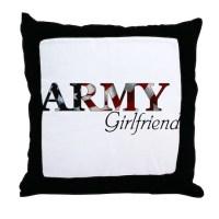 Army Girlfriend Pillows, Army Girlfriend Throw Pillows ...