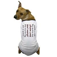 Tripod T Shirts for Dogs, Tripod Dog Sweaters, Tripod Pet ...