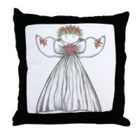 Cute Angels Pillows, Cute Angels Throw Pillows ...