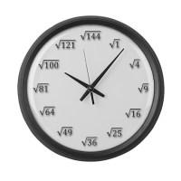 Square Clocks | Square Wall Clocks | Large, Modern ...