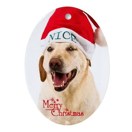 Labrador Retriever Merry Christmas By Tylerdog