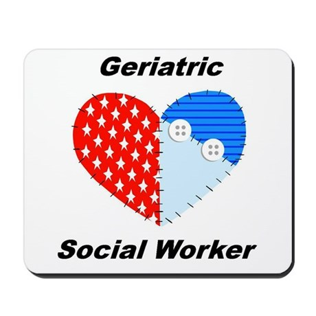Geriatric Social Worker Cover Letter