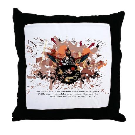 Buddhist Pillows, Buddhist Throw Pillows & Decorative
