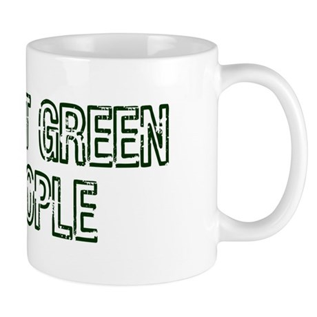 Soylent Green Coffee Mugs