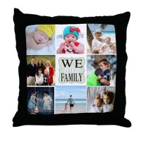 Family Pillows, Family Throw Pillows & Decorative Couch ...