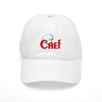 Chef Baseball Cap by stargazerdesign