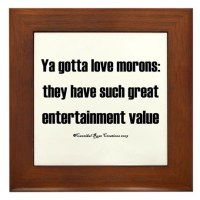 That's Entertainment Framed Tile by cannibalrose