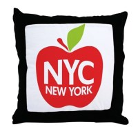 Nyc Pillows, Nyc Throw Pillows & Decorative Couch Pillows