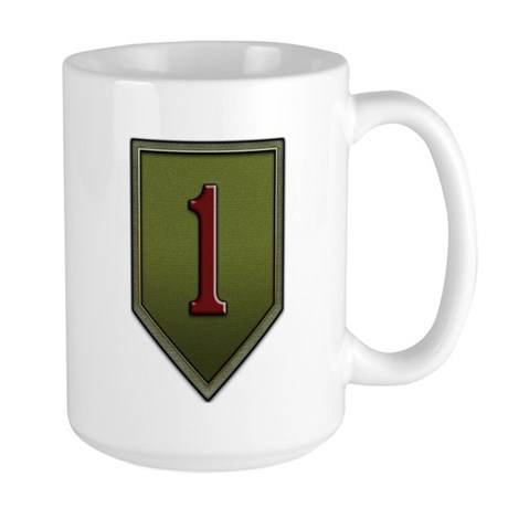 Big Red Coffee Mugs