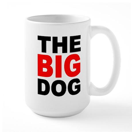 Big Dog Coffee Mugs