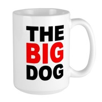 Big Dog Coffee Mugs