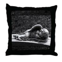 Sleeping Angel Pillows, Sleeping Angel Throw Pillows ...