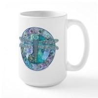 Dragonfly Coffee Mugs | Dragonfly Travel Mugs - CafePress
