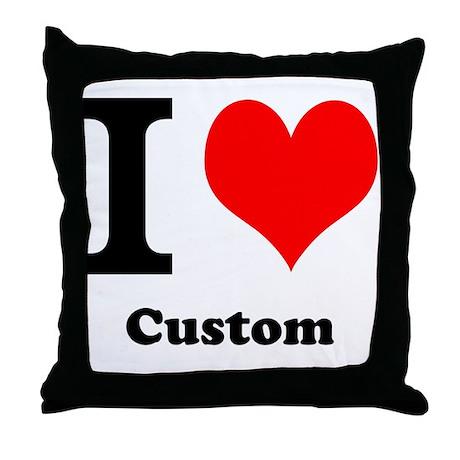 Custom Love Pillows Custom Love Throw Pillows