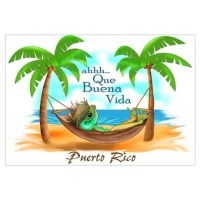 Puerto Rico Wall Art