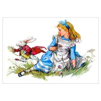 Alice In Wonderland Wall Art | Alice In Wonderland Wall Decor