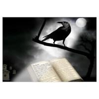 Raven Wall Art | Raven Wall Decor